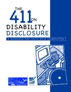 thumbnail of Disability Disclosure