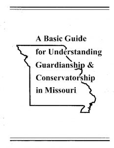 thumbnail of Guardianship and Conservatorship 2007