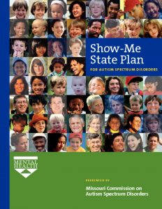 thumbnail of Autism Spectrum Disorders State Plan