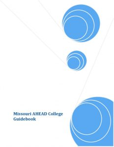 thumbnail of MO Ahead College Guidebook