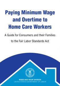 thumbnail of Home Care Fair Labor Standards 2016