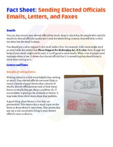 thumbnail of Advocacy fact-sheet-emails-letters-faxes