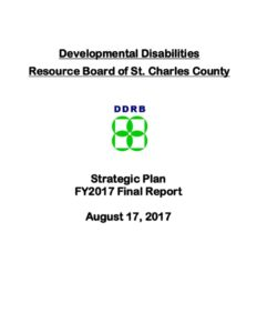 thumbnail of FY2017 Strategic Plan Final Report 081717
