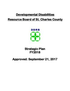 thumbnail of FY2018 Strategic Plan Final