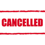 October Program Committee Meeting CANCELLED