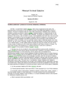 thumbnail of 04 FY19 Missouri Revised Statutes